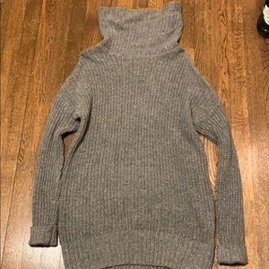 American Eagle turtle neck sweater dress